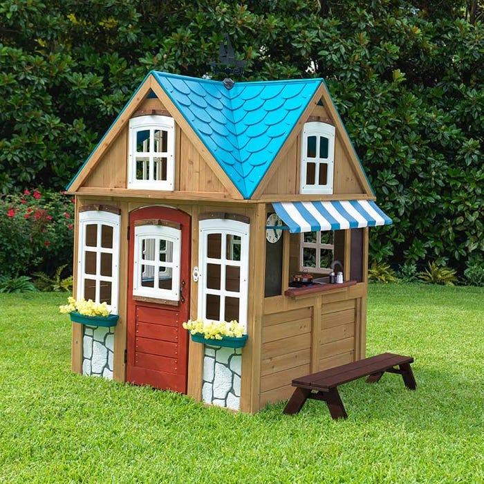KidKraft Drevený domček Seaside