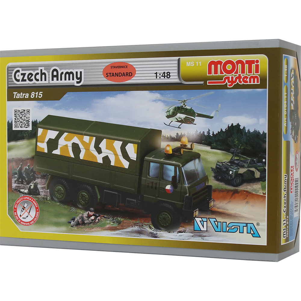 Monti System - MS11 - Czech Army