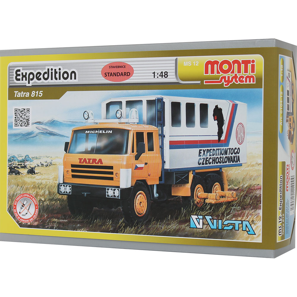 Monti System - MS12 - Expedition