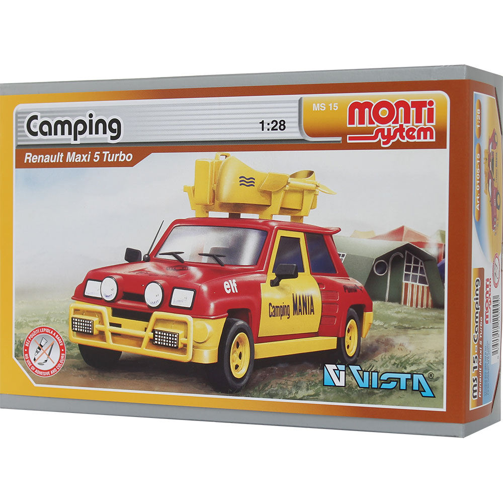 Monti System - MS15 - Camping