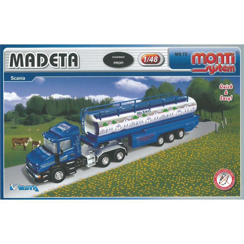 Monti System - MS72 - Madeta