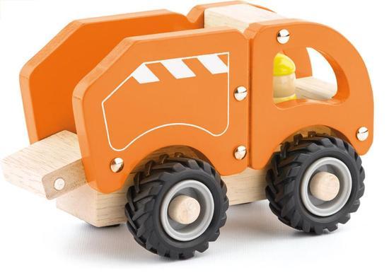 Dřevěné autíčko – Popeláři