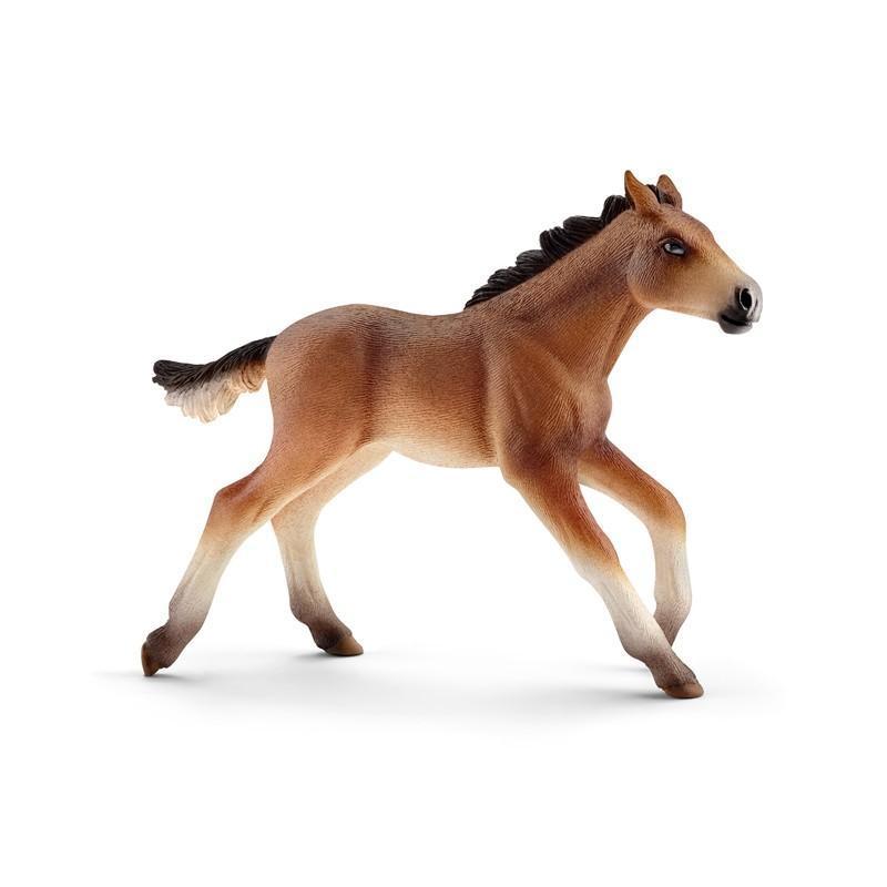 Koně Schleich - Zvířátko - hříbě Mustang