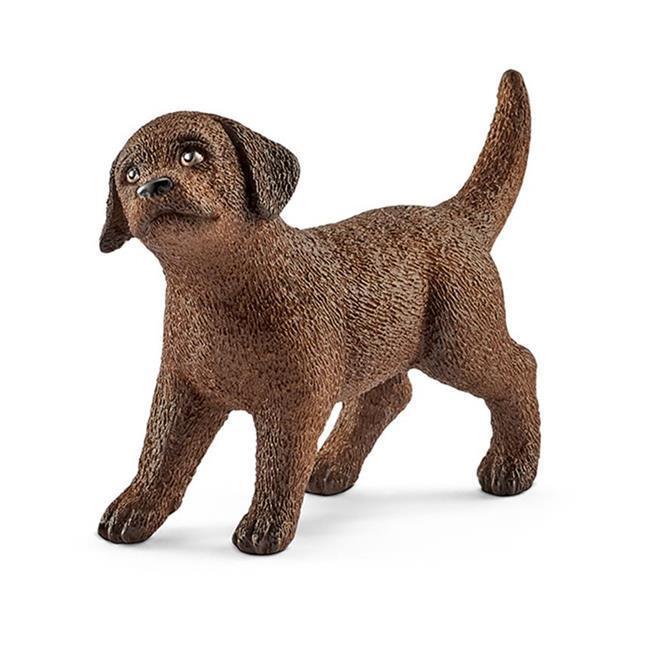 Schleich - Zvířátko - štěně retrievera