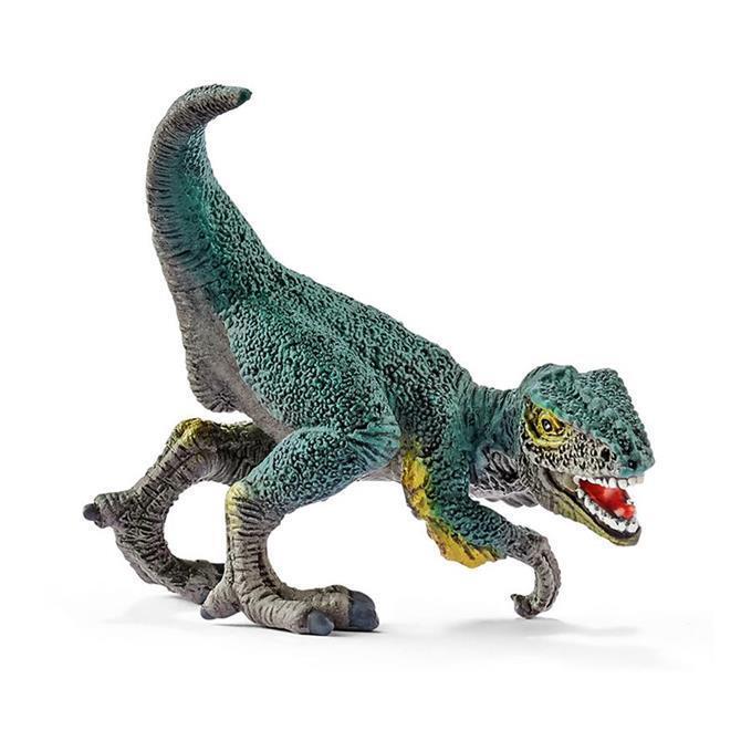 Schleich - Prehistorické zvířátko - Velociraptor mini