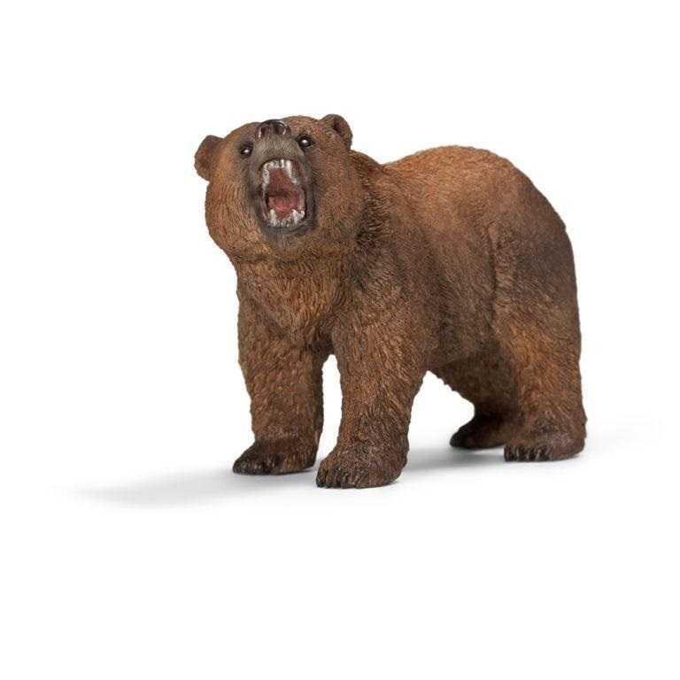 Zvířátka Schleich - medvěd Grizzly
