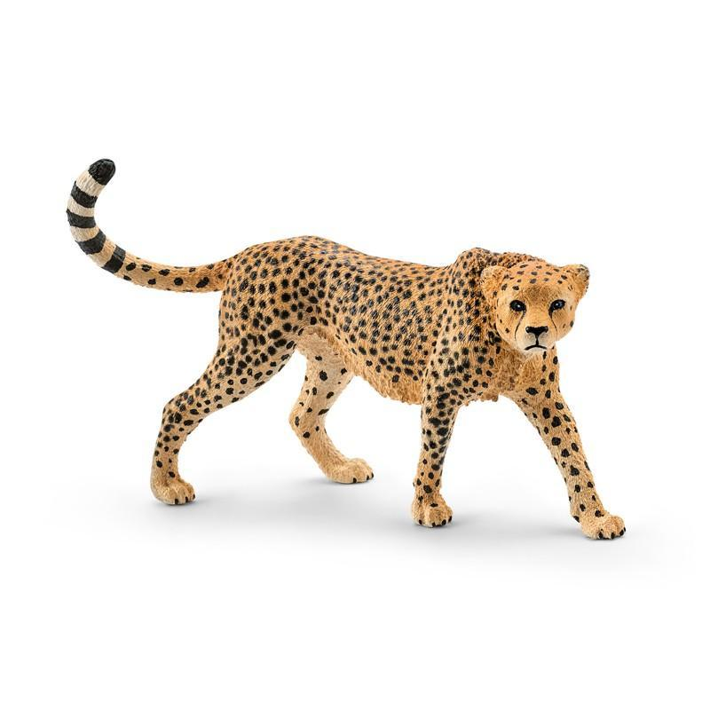 Schleich - Zvířátko - gepard samice