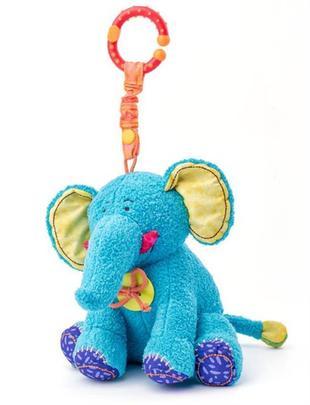 Mazlící slon Kaleo