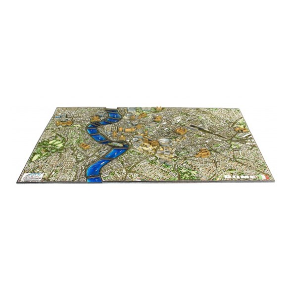 Puzzle 4D City Řím Vatikán 61x40 cm