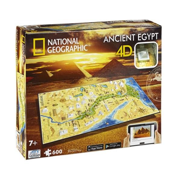 Puzzle 4D City starověký Egypt