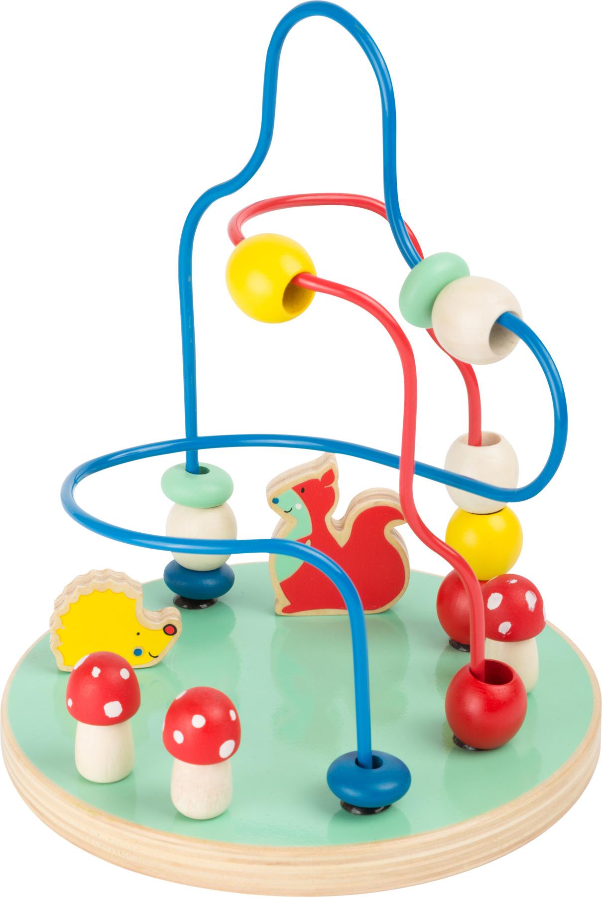 Small Foot Motorické hračky lesný  labyrint