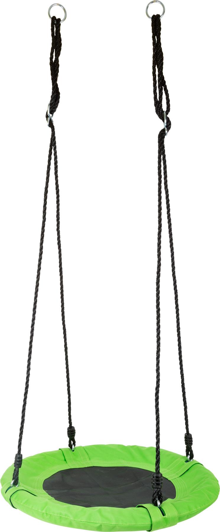 Small Foot Hojdacia sieť - Bocianie hniezdo zelené