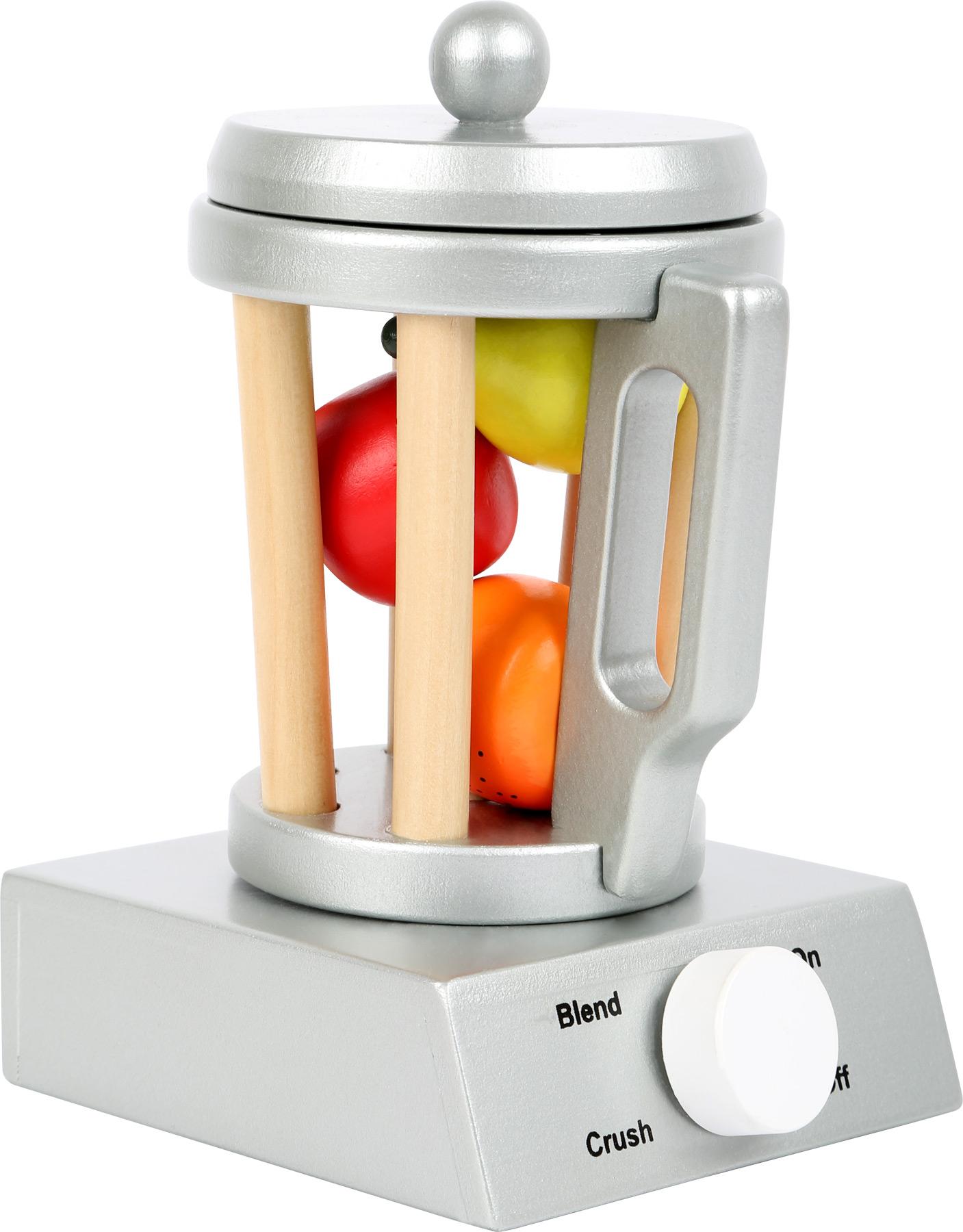 Small Foot Drevený kuchynský mixér