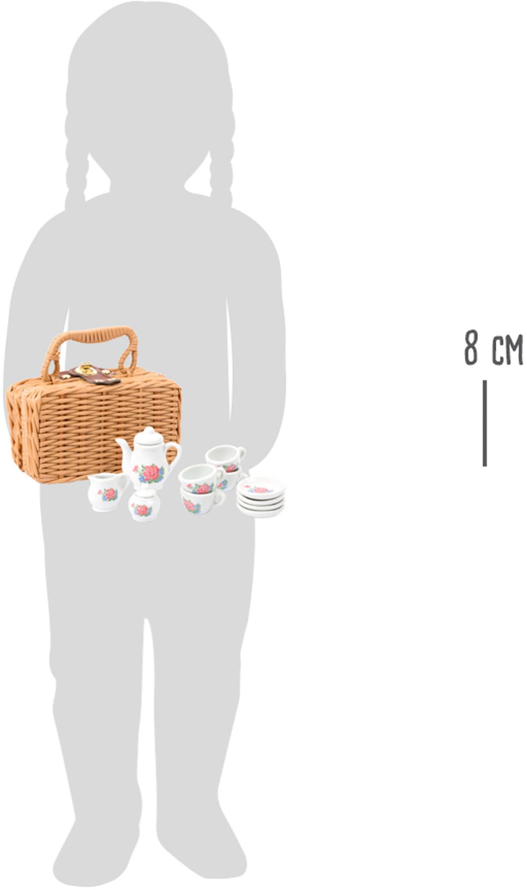 Small Foot Kávový set v kufríku