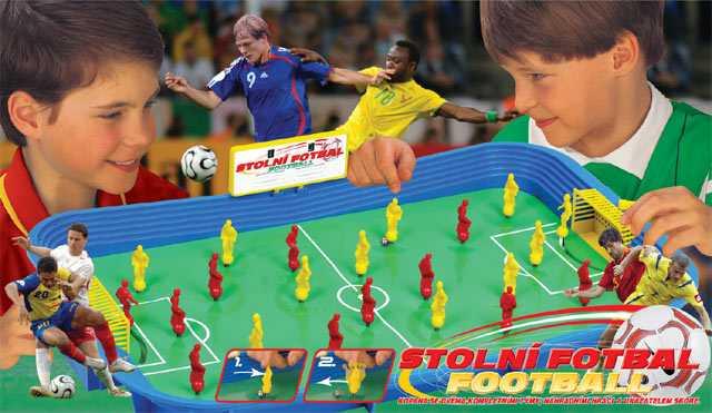 Dětské hry - Hra Fotbal II.
