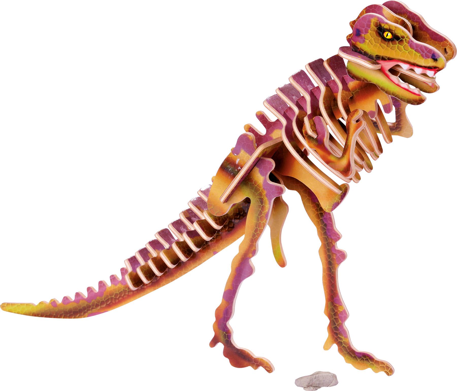 Small Foot 3D puzzle Tyrannosaurus