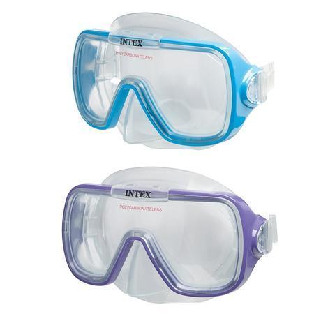 INTEX Potápěčské brýle Wave Rider 55976 modrá
