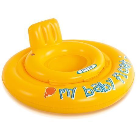 INTEX Baby kruh se sedátkem 56585