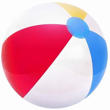 Intex Nafukovací míč Glossy