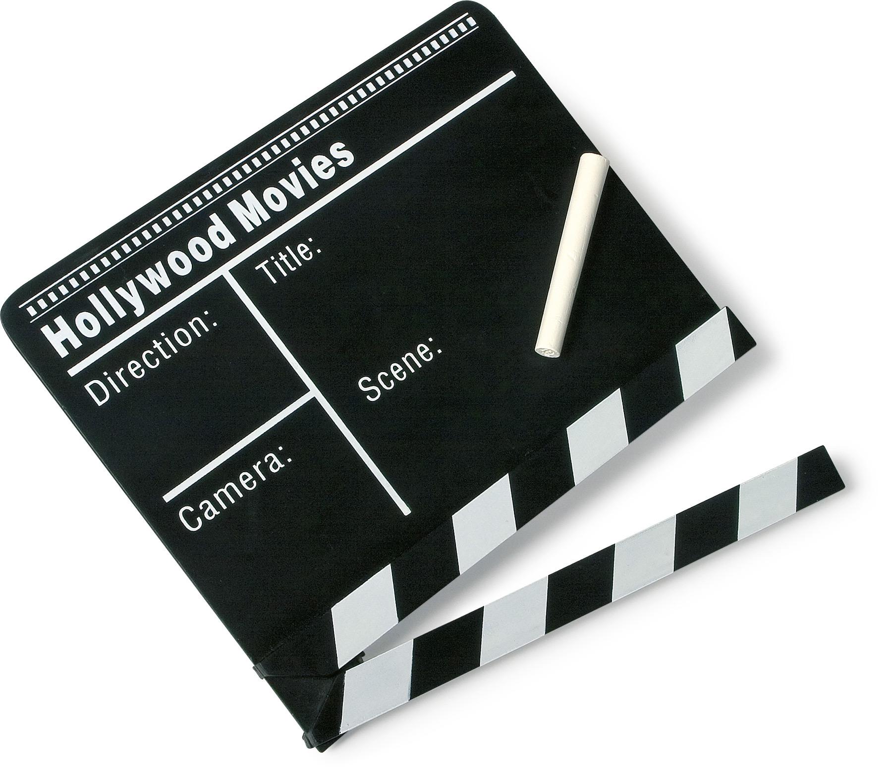 Small Foot Filmová klapka
