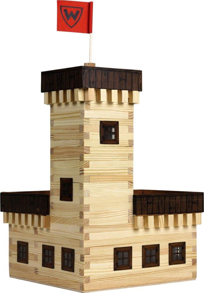 Dřevěná slepovací stavebnice Walachia Letohrad