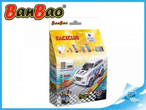 BanBao Závodní auto Moon