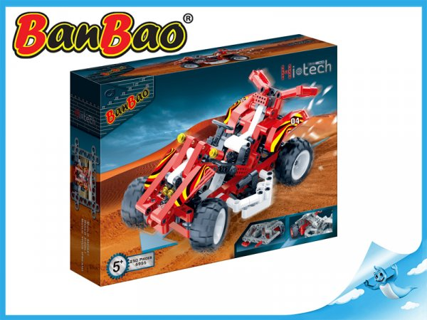 BanBao Auto racing 04 250ks