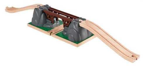 Vláčkodráhy Brio - Železniční padací most