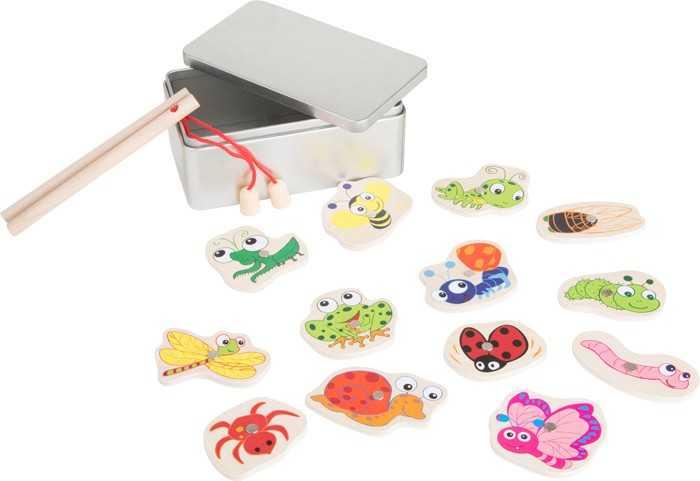 Small Foot Rybárčenie v darčekových boxoch
