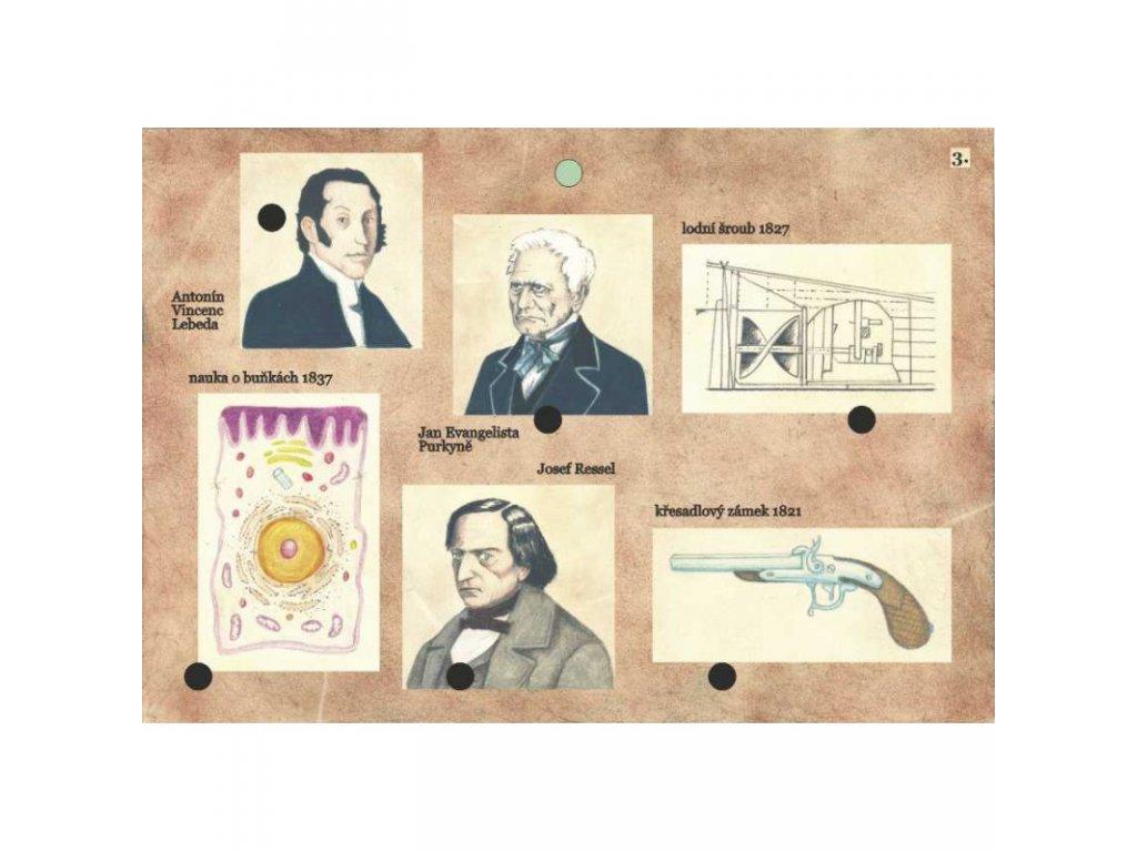 Voltík - Naši vynálezci