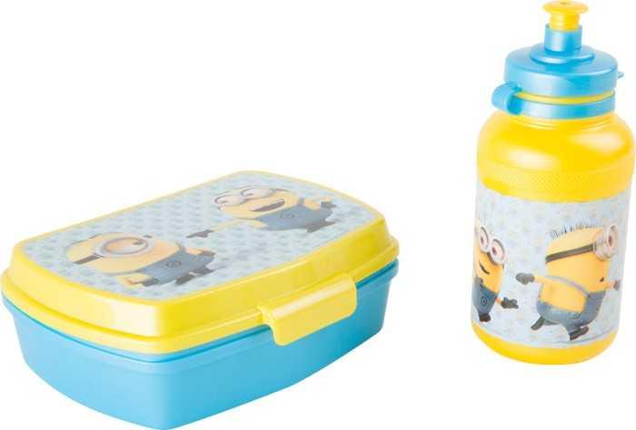 Small Foot Mimoň fľaša a krabička na potraviny