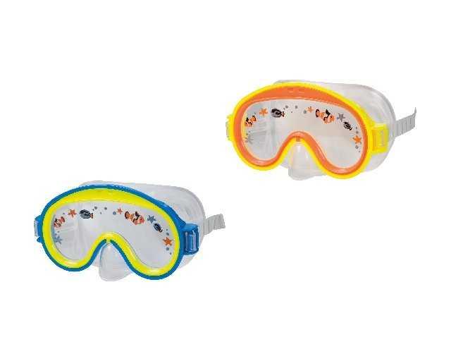 INTEX Potápěčské brýle MINI 55911 modrá