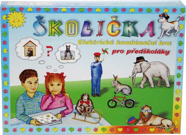Voltík - Školička