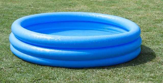 INTEX Bazén Crystal modrý 58446