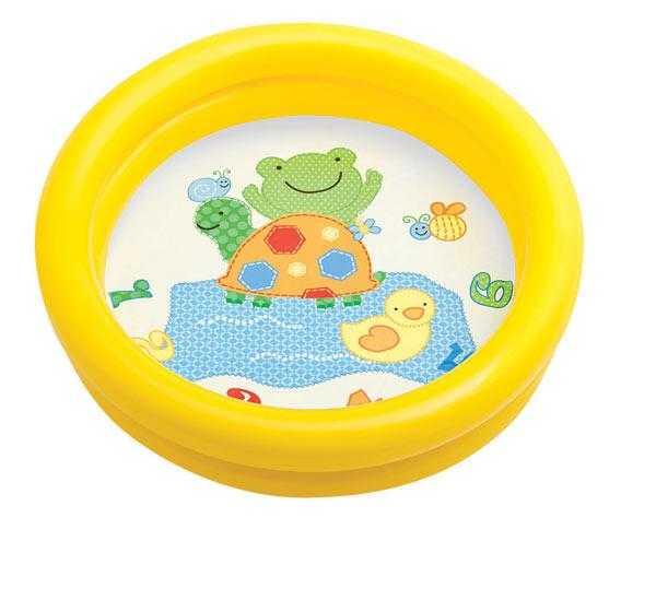 Intex Baby bazén 59409  žlutý