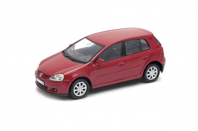 Welly - Volkswagen Golf V model 1:34