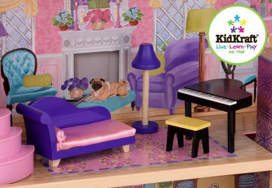 KidKraft Domček pre bábiky My Dream Mansion
