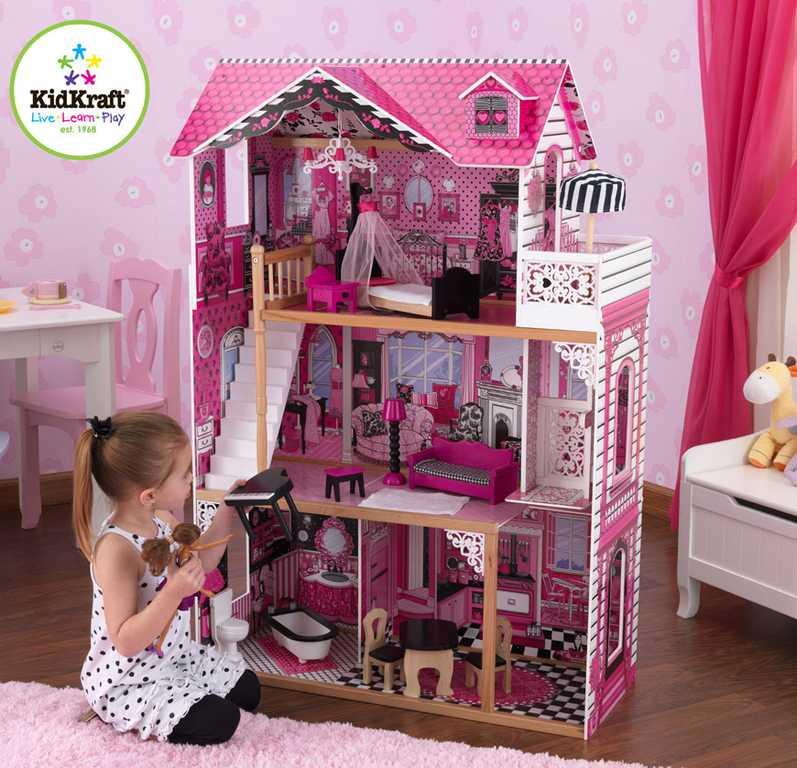 KidKraft Amélia domček pre bábiky