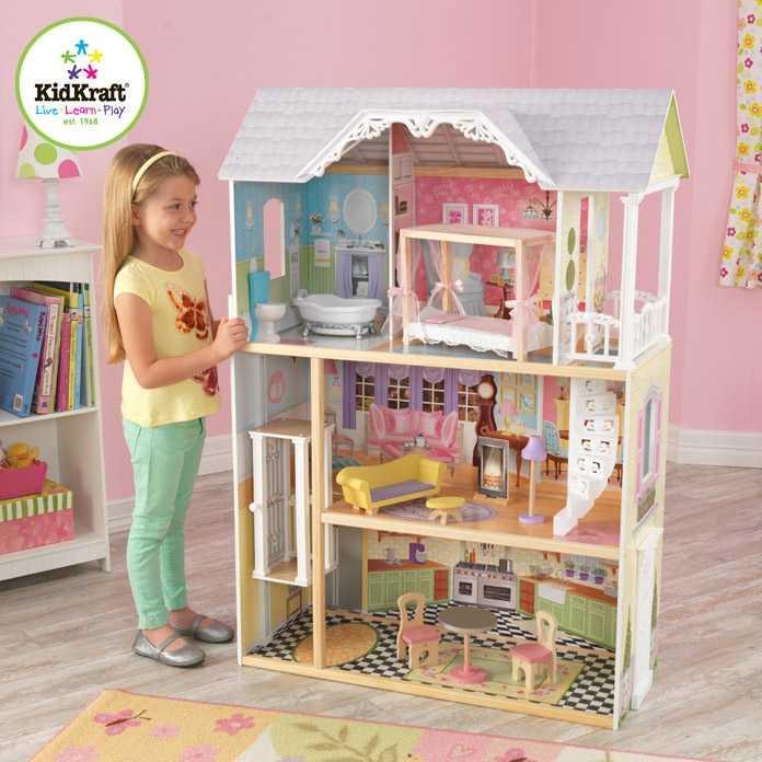 KidKraft Domček pre bábiky Kaylee