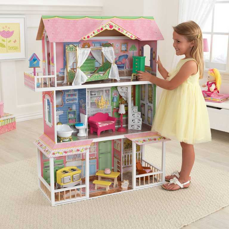 KidKraft Domček pre bábiky Sweet Savannah