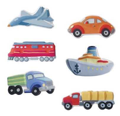 Sádrové odlitky - Dopravní prostředky