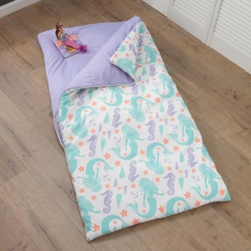 KidKraft - Dětský spací pytel - Mořské panny