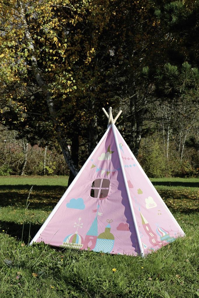 Vilac - dětské Neverland teepee - Týpí