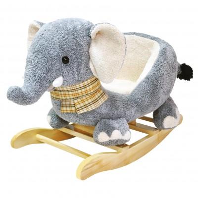 Bino Hojdací slon plyšový