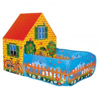 Stan domček so záhradou