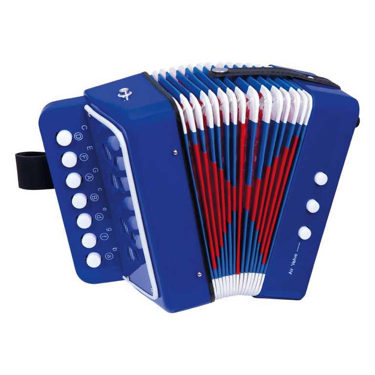Bino hudobné nástroje - Ťahacia harmonika