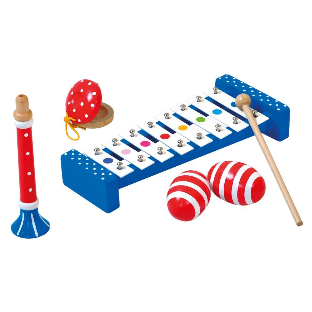 Bino Set hudobných nástrojov