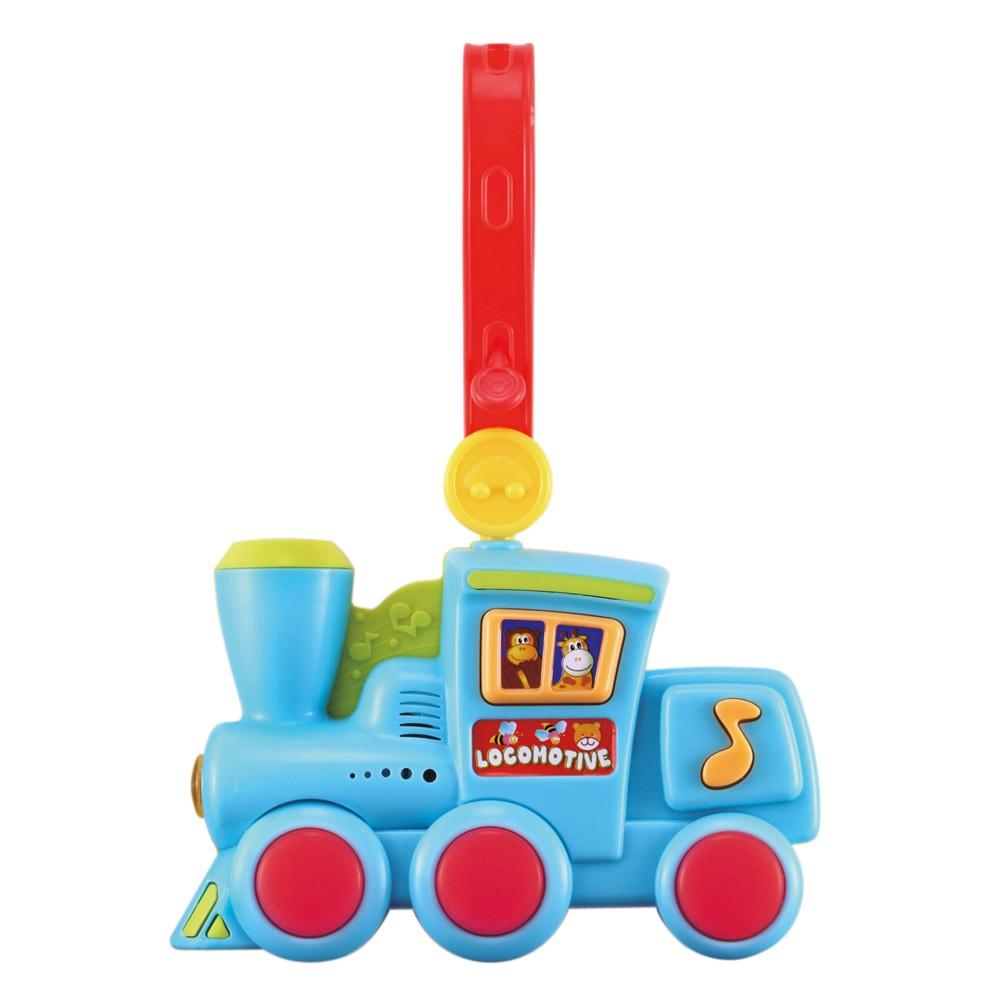 Bino - Zábavná lokomotiva