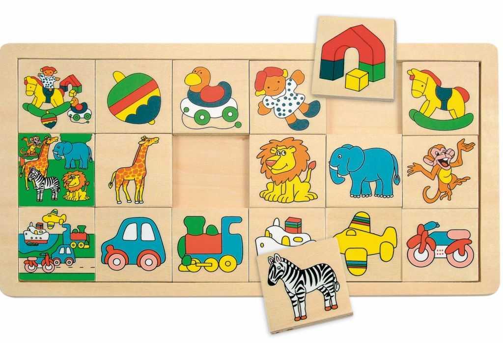 Prilož Kam, čo patrí - Žirafa Suzie
