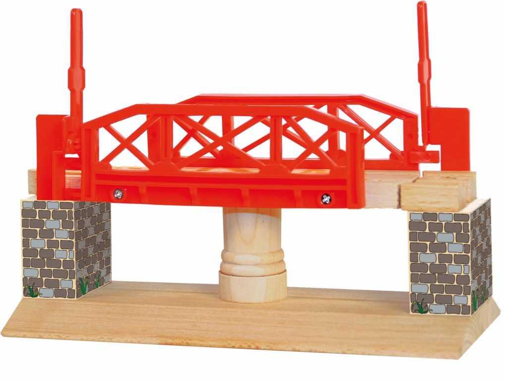 Příslušenství k vláčkodráze Woody - otáčecí most